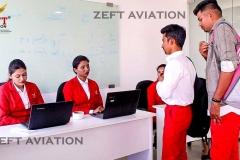 ZEFT Aviation Ground Staff Practical Session
