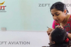 ZEFT Aviation Grooming Practice Session