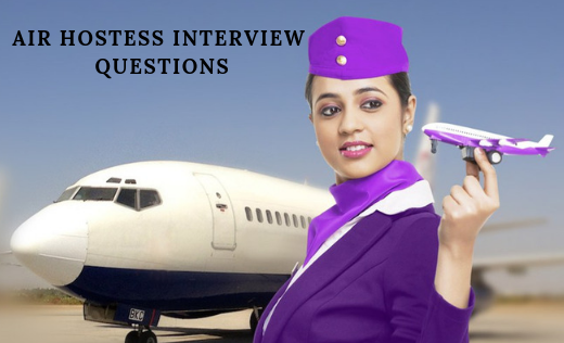 21 Air Hostess Interview questions