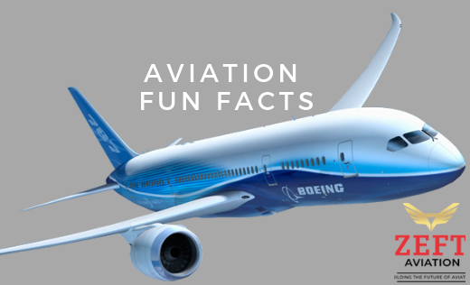 Fun Facts Of Aviation Industry